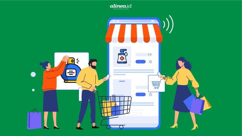 Di Tengah Covid-19, Pemasaran Online dan Digital Branding Jadi Pilihan